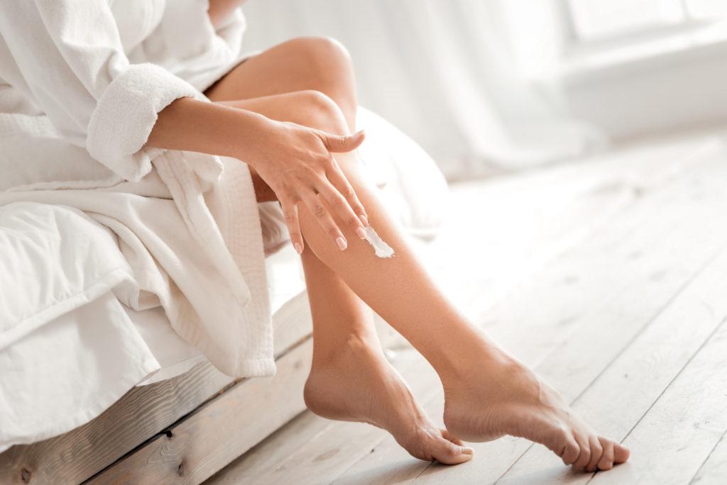 Ziegenbutter Körpercreme, Natürliche Pflege für empfindliche Haut. Kurland Naturkosmetik aus Bayern